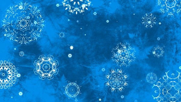 Snow Flakes Magic