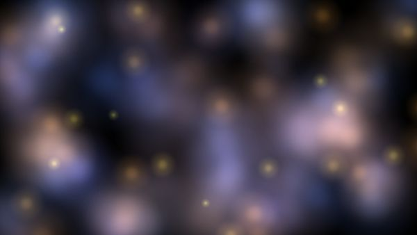 Purple sparks loop