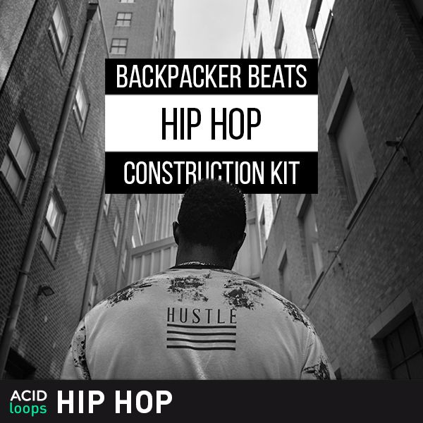 Backpacker Beats - Hip Hop Construction Kit