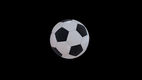 Bouncing Soccer Ball