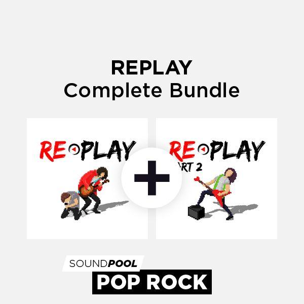 Pop Rock - Replay - Complete Bundle
