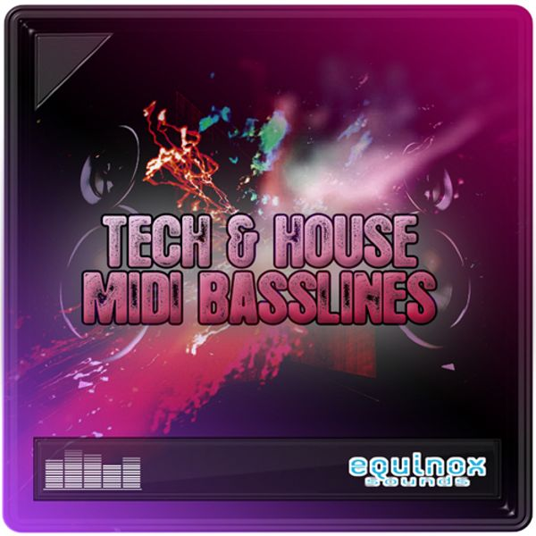Tech & House MIDI Basslines