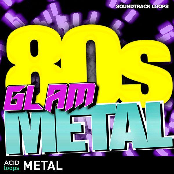 80s Glam Metal