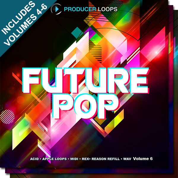 Future Pop Bundle (Vols 4-6)
