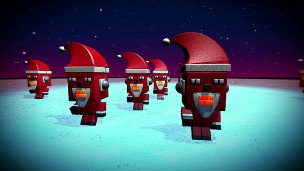Santa Bots