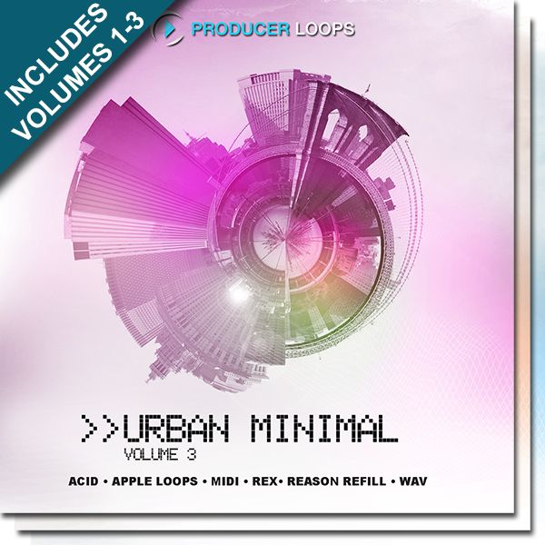 Urban Minimal Bundle (Vols 1-3)