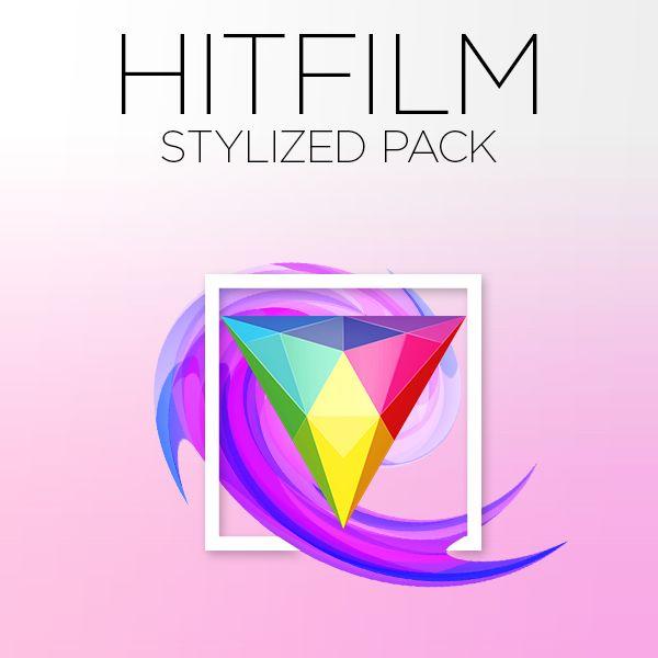 HitFilm - Stylized Pack